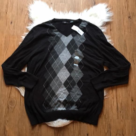 Claiborne Other - 🛍5/$25!🛍Claiborne 100% cotton sweater NWT